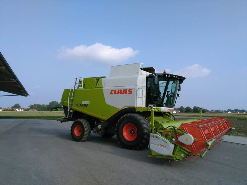 CLAAS Lexion630 Kombájn