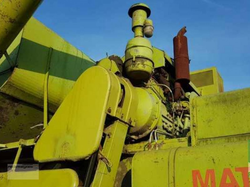 Mähdrescher des Typs CLAAS Matador Gigant, Gebrauchtmaschine in Wegberg (Bild 5)