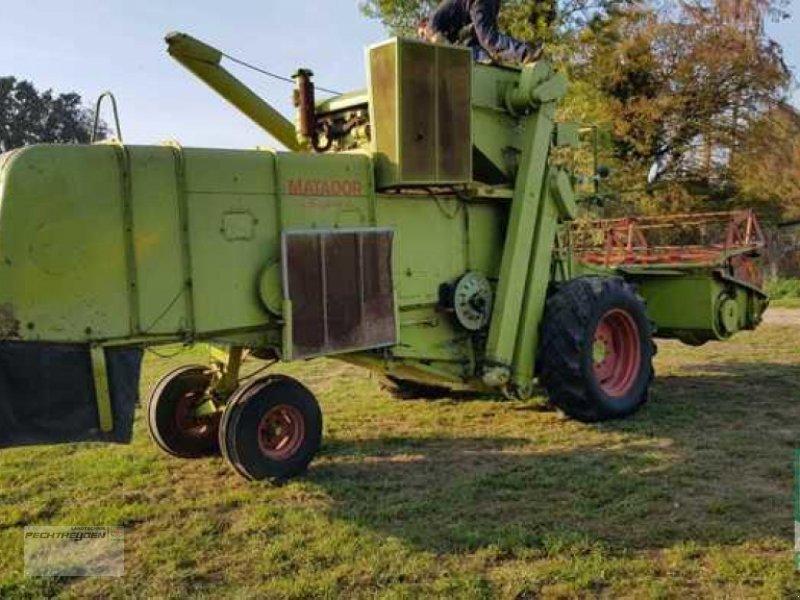 Mähdrescher des Typs CLAAS Matador Gigant, Gebrauchtmaschine in Wegberg (Bild 3)