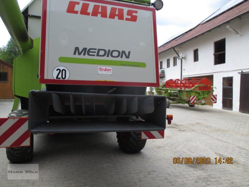 Mähdrescher des Typs CLAAS Medion 310, Gebrauchtmaschine in Eching (Bild 4)