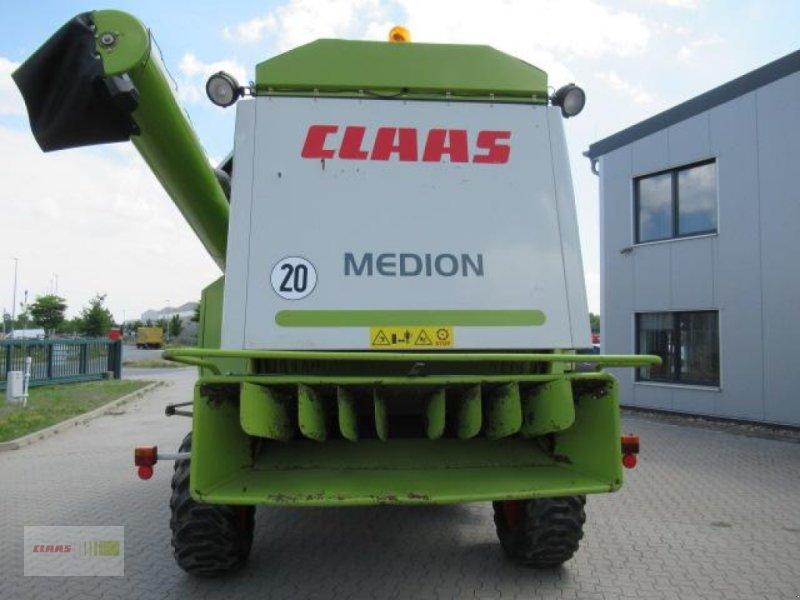 Mähdrescher des Typs CLAAS MEDION 320, Gebrauchtmaschine in Schwülper (Bild 3)