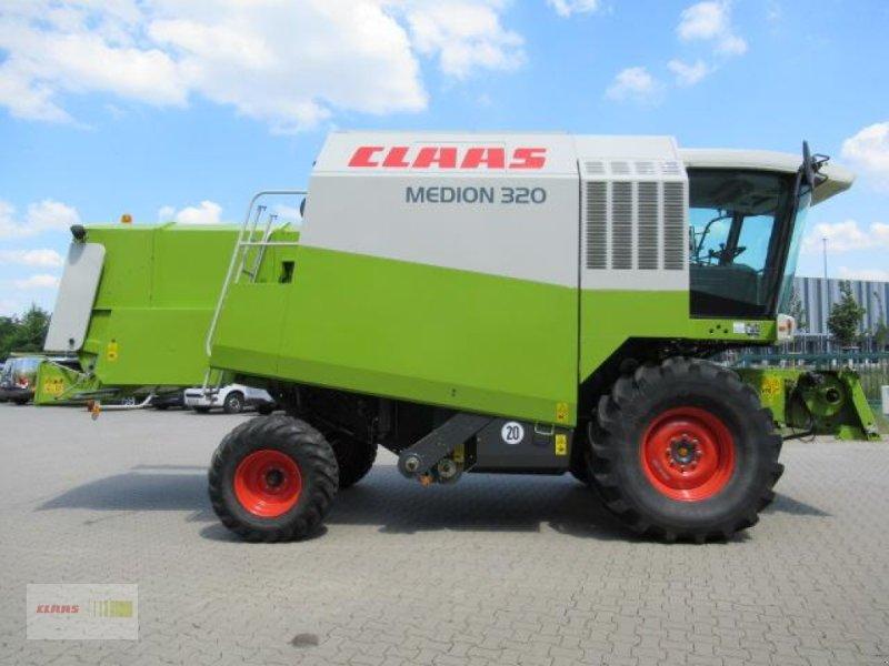 Mähdrescher des Typs CLAAS MEDION 320, Gebrauchtmaschine in Schwülper (Bild 4)