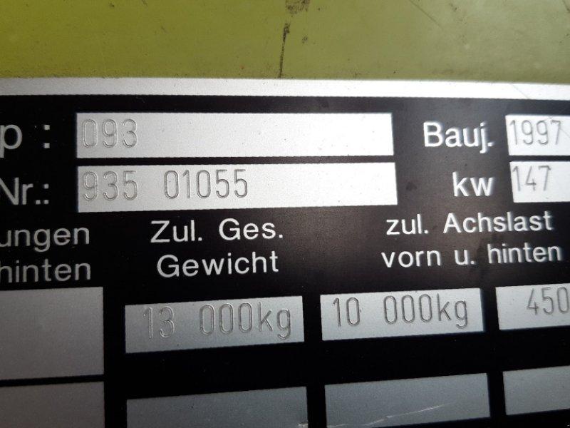 Mähdrescher типа CLAAS Mega 204, Gebrauchtmaschine в MARKERSDORF (Фотография 1)