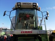Mähdrescher tip CLAAS Mega 350 APS, Gebrauchtmaschine in Orţişoara