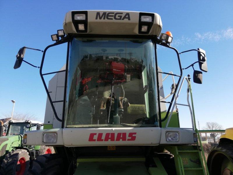 Mähdrescher tip CLAAS Mega 350 APS, Gebrauchtmaschine in Orţişoara (Poză 1)