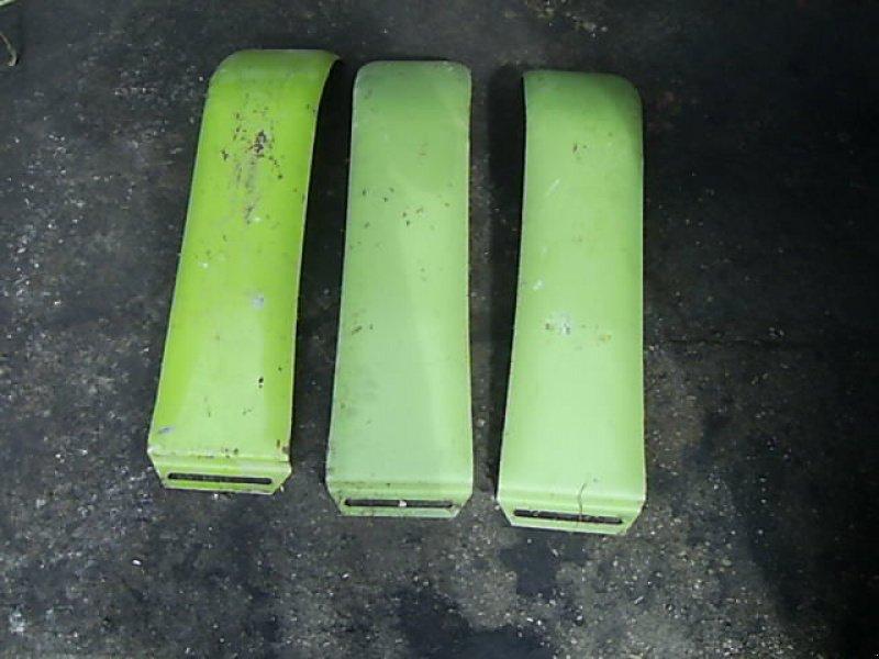 Mähdrescher des Typs CLAAS Schleifsohlen für Dominator, Gebrauchtmaschine in Kremsmünster (Bild 1)