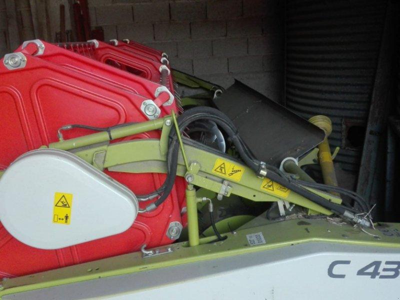 Mähdrescher des Typs CLAAS Tucano 320, Gebrauchtmaschine in Neckarbischofsheim (Bild 8)