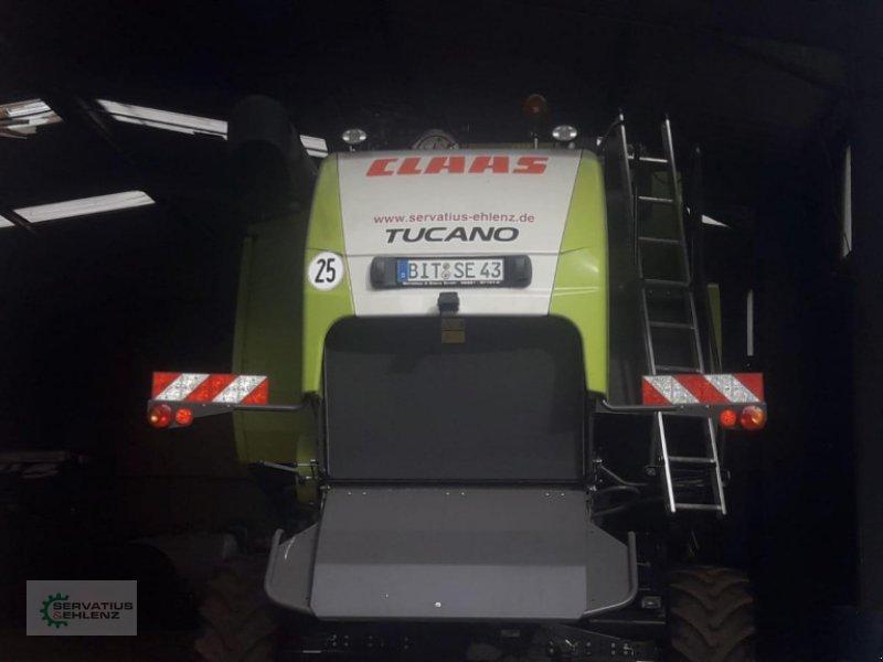 Mähdrescher des Typs CLAAS TUCANO 430 Montana Vorführer mit VARIO 560 237Std!!!, Vorführmaschine in Rittersdorf (Bild 3)