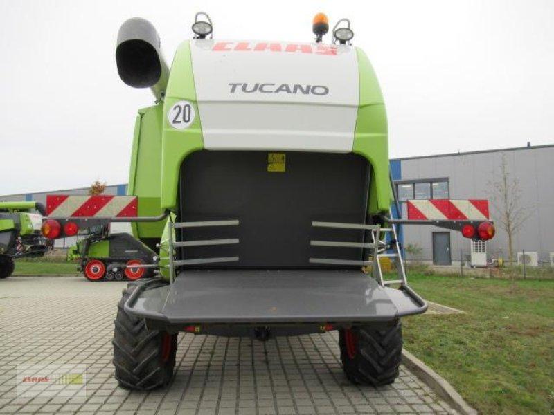 Mähdrescher des Typs CLAAS TUCANO 430, Gebrauchtmaschine in Schwülper (Bild 4)