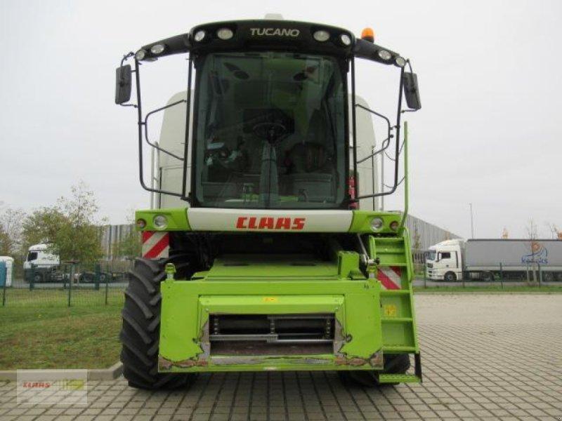 Mähdrescher des Typs CLAAS TUCANO 430, Gebrauchtmaschine in Schwülper (Bild 8)