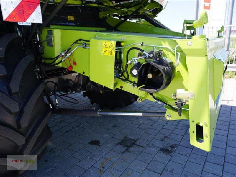 Mähdrescher des Typs CLAAS TUCANO 560 BUSINESS, Neumaschine in Töging am Inn (Bild 12)