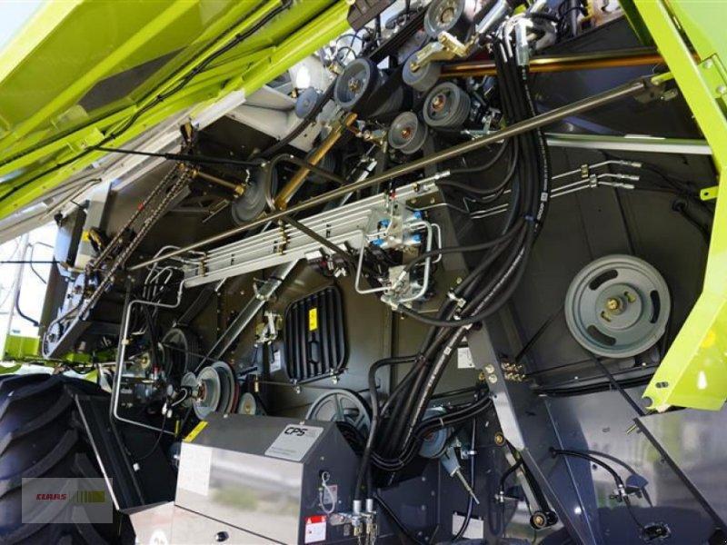 Mähdrescher des Typs CLAAS TUCANO 560 BUSINESS, Neumaschine in Töging am Inn (Bild 8)