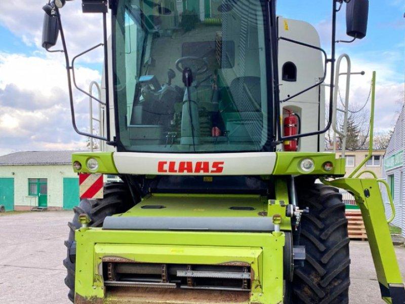 Mähdrescher typu CLAAS Tucano 570 Tier 4, Vorführmaschine v Löwenberger Land (Obrázek 13)