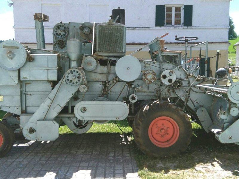 Mähdrescher типа Dechentreiter Goldhamster 2.10m, Gebrauchtmaschine в Mering (Фотография 1)