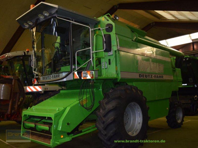 Mähdrescher типа Deutz-Fahr 4075 H TopL., Gebrauchtmaschine в Bremen (Фотография 1)
