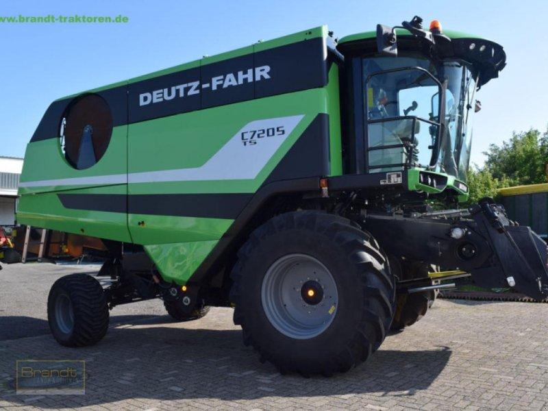Mähdrescher типа Deutz-Fahr C 7205 TS, Gebrauchtmaschine в Bremen (Фотография 1)
