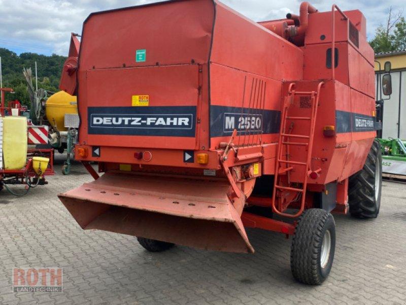 Mähdrescher des Typs Deutz-Fahr M 2580, Gebrauchtmaschine in Untermünkheim (Bild 4)