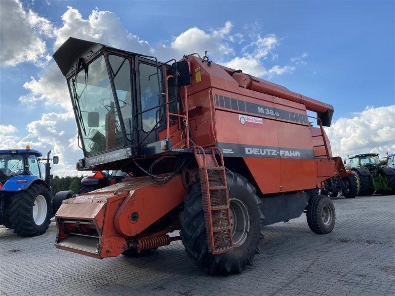 Mähdrescher des Typs Deutz-Fahr M 36.10 MED HYDRO OG 15 FODS SKÆREBORD!, Gebrauchtmaschine in Aalestrup (Bild 1)