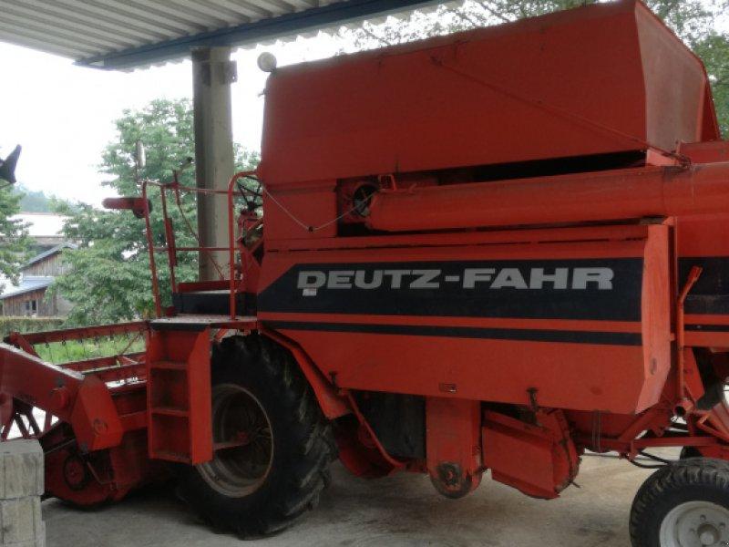 Mähdrescher des Typs Deutz-Fahr M 770, Gebrauchtmaschine in Neukirchen (Bild 3)