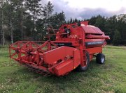 Deutz-Fahr M 922 med halmsnitter Fin 10 fods maskine Mähdrescher