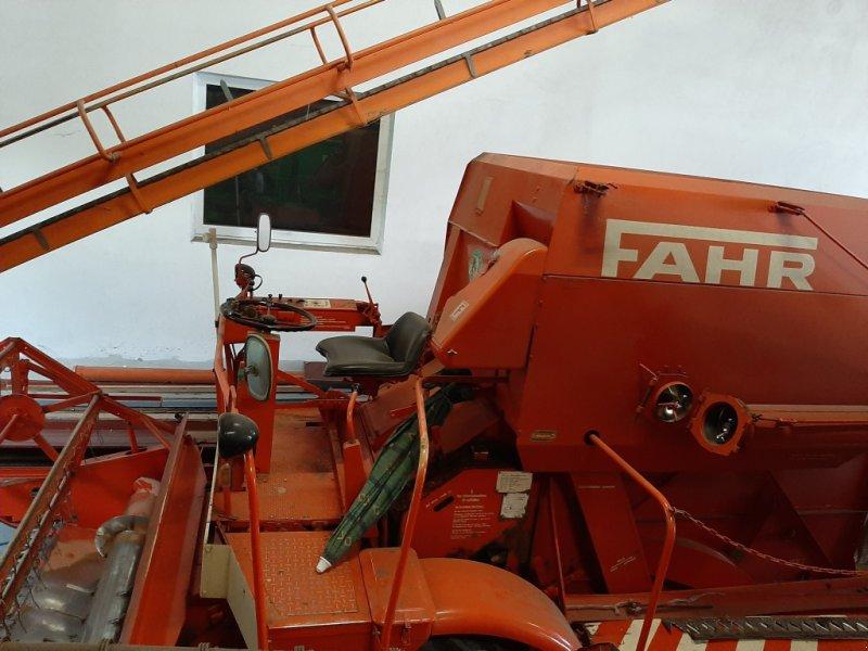 Mähdrescher des Typs Fahr M 66, Gebrauchtmaschine in Feldgeding (Bild 1)