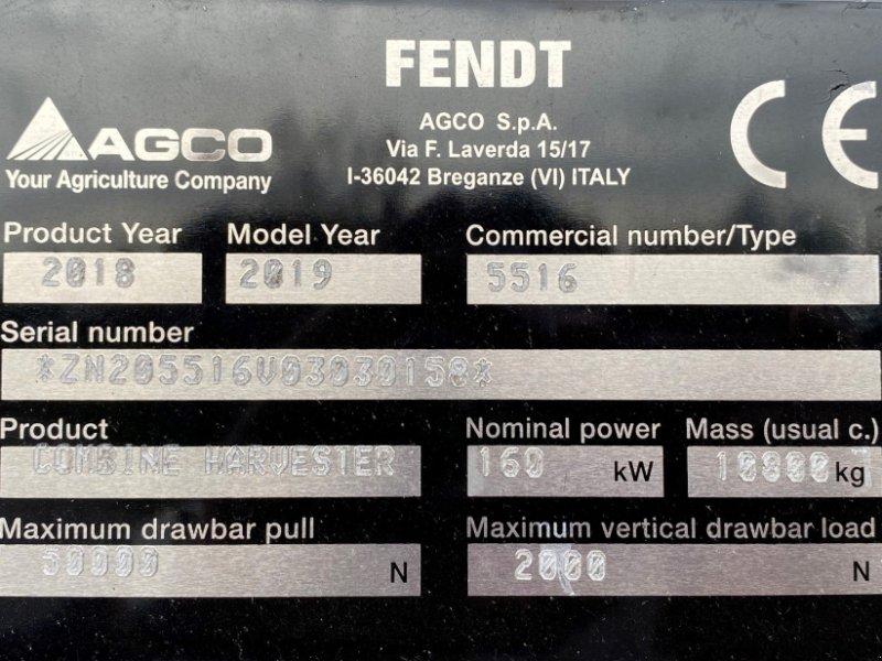 Mähdrescher des Typs Fendt 5225 E NEUZUSTAND, Gebrauchtmaschine in Wald (Bild 15)