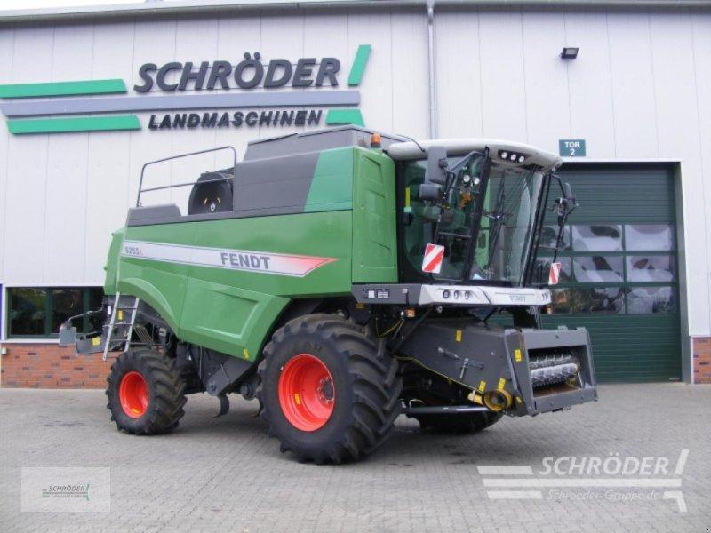 Mähdrescher des Typs Fendt 5255 L MCS, Gebrauchtmaschine in Völkersen (Bild 1)