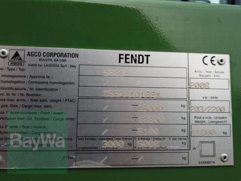 Mähdrescher du type Fendt 5270 C, Gebrauchtmaschine en Manching (Photo 13)