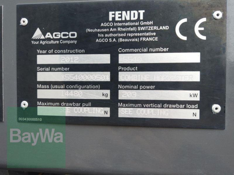 Mähdrescher du type Fendt 5275 C PL, Gebrauchtmaschine en Manching (Photo 19)