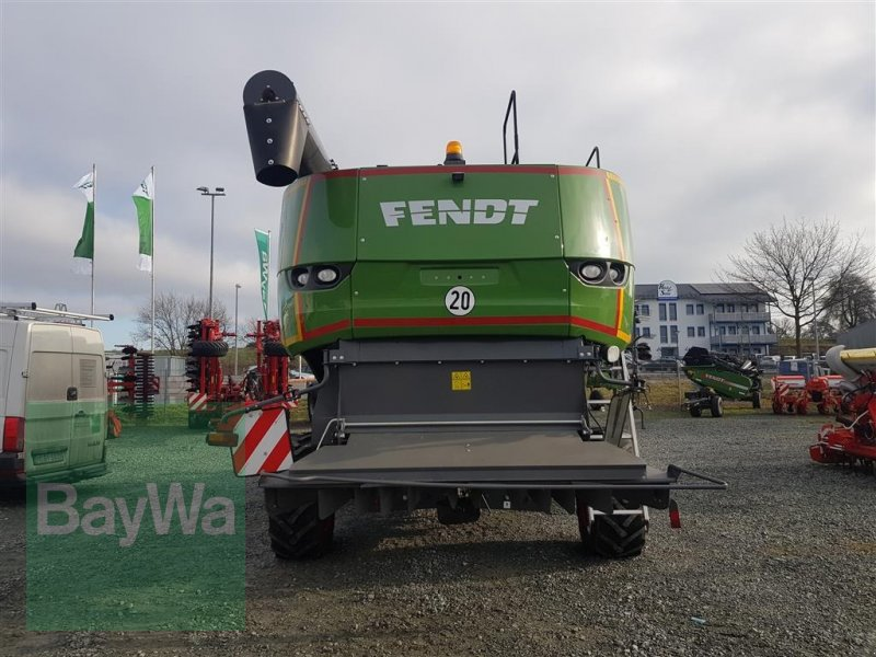 Mähdrescher du type Fendt 6335 C mit Werksgarantie, Gebrauchtmaschine en Bayreuth (Photo 5)