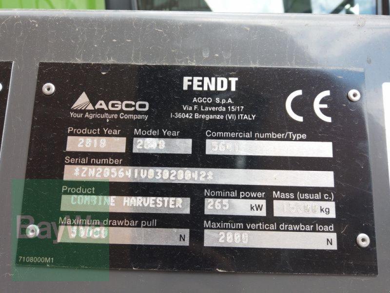 Mähdrescher des Typs Fendt 6335 C PL, Gebrauchtmaschine in Manching (Bild 12)