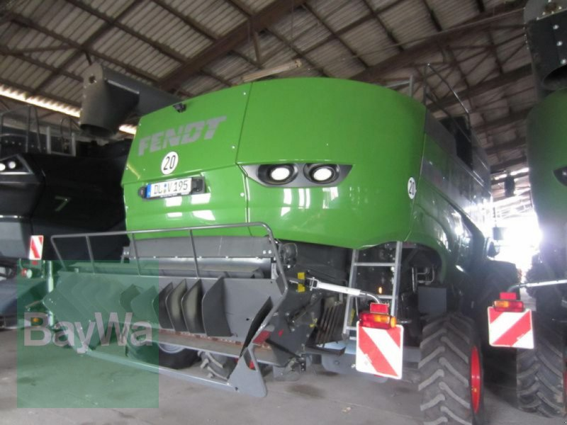 Mähdrescher des Typs Fendt 6335 C PL, Gebrauchtmaschine in Herzberg (Bild 3)