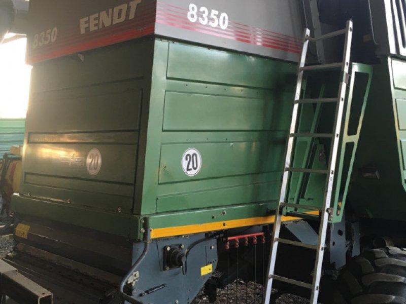Mähdrescher des Typs Fendt 8350, Gebrauchtmaschine in Reichmannsdorf (Bild 3)