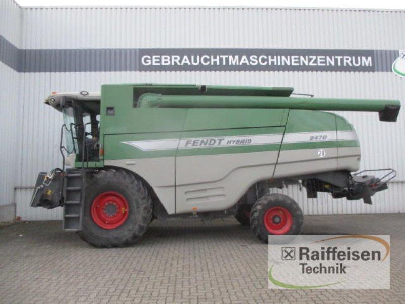 Mähdrescher des Typs Fendt 9470X, Gebrauchtmaschine in Holle (Bild 1)