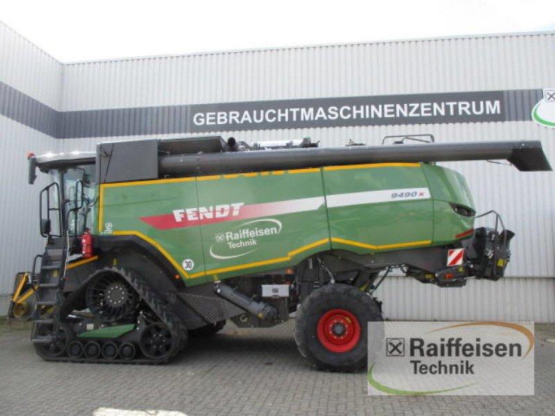 Mähdrescher des Typs Fendt 9490 X Mähdrescher, Vorführmaschine in Holle (Bild 1)