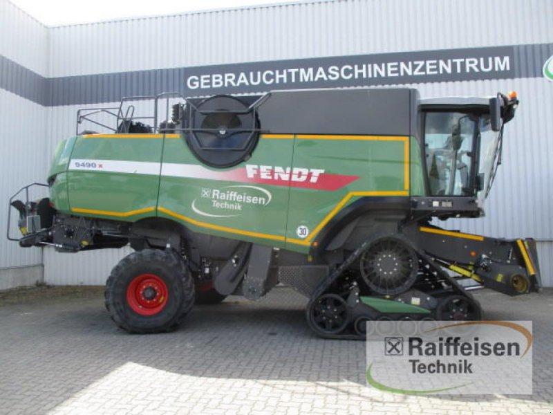 Mähdrescher des Typs Fendt 9490 X Mähdrescher, Vorführmaschine in Holle (Bild 2)