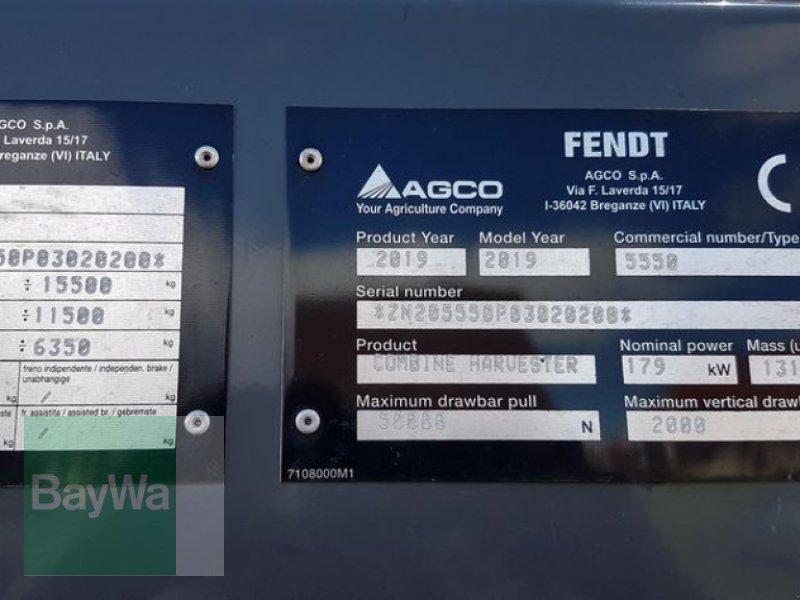 Mähdrescher des Typs Fendt MÄHDRESCHER FENDT 5255 L MCS, Neumaschine in Eutingen (Bild 6)