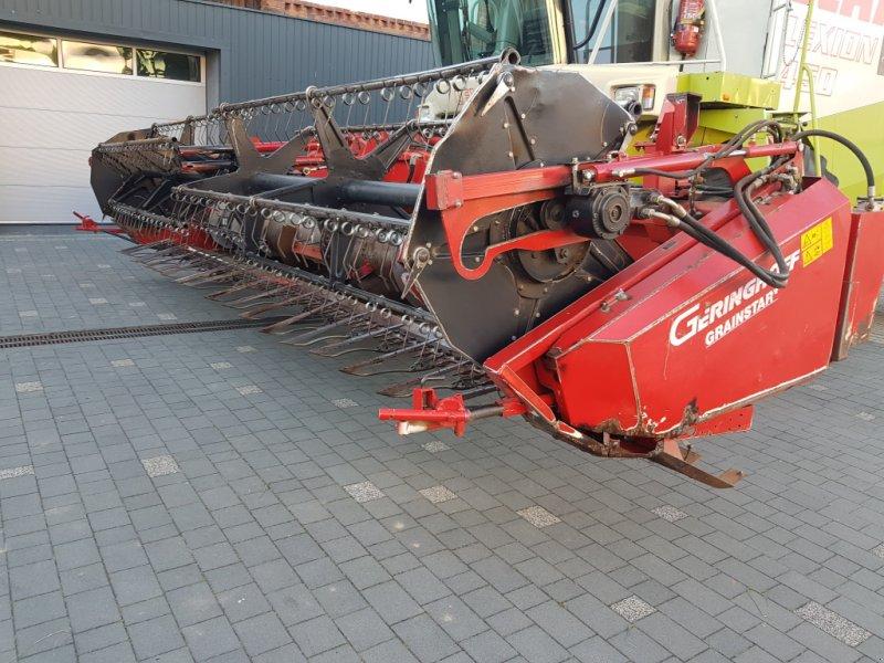 Mähdrescher typu Geringhoff Grainstar 600, Gebrauchtmaschine w Korfantow (Zdjęcie 1)