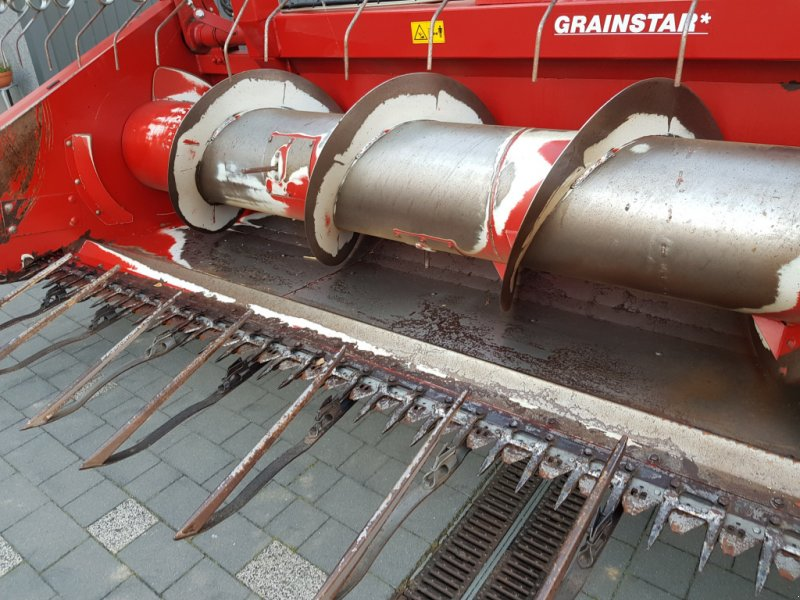 Mähdrescher typu Geringhoff Grainstar 600, Gebrauchtmaschine w Korfantow (Zdjęcie 6)
