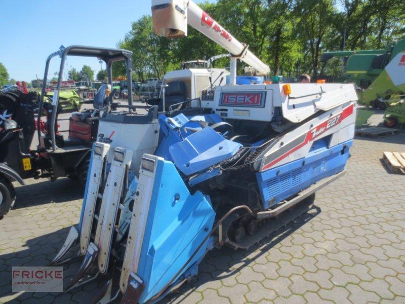 Mähdrescher типа Iseki HL 225 G, Gebrauchtmaschine в Bockel - Gyhum (Фотография 1)