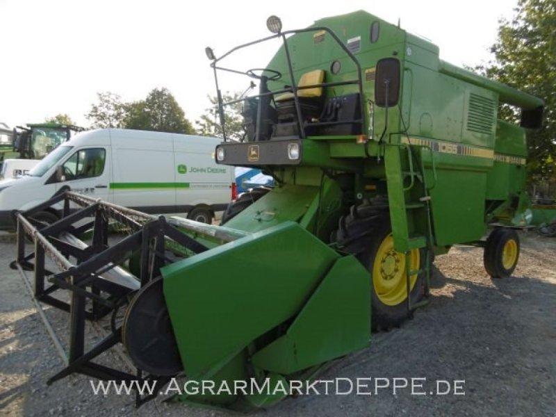 Mähdrescher des Typs John Deere 1055, Gebrauchtmaschine in Einbeck (Bild 1)