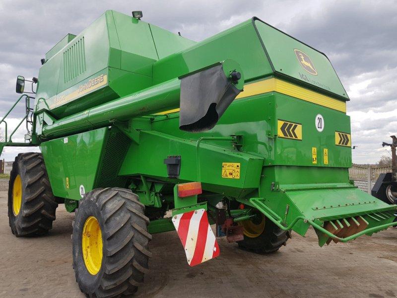 Mähdrescher типа John Deere 1550 CWS Defekt, Gebrauchtmaschine в Korfantow (Фотография 1)