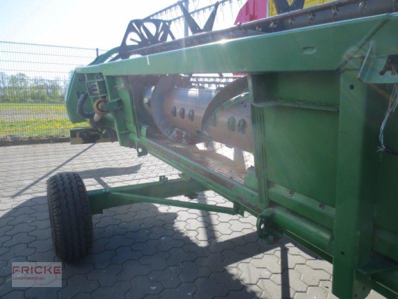 Mähdrescher типа John Deere 1550 CWS, Gebrauchtmaschine в Bockel - Gyhum (Фотография 9)