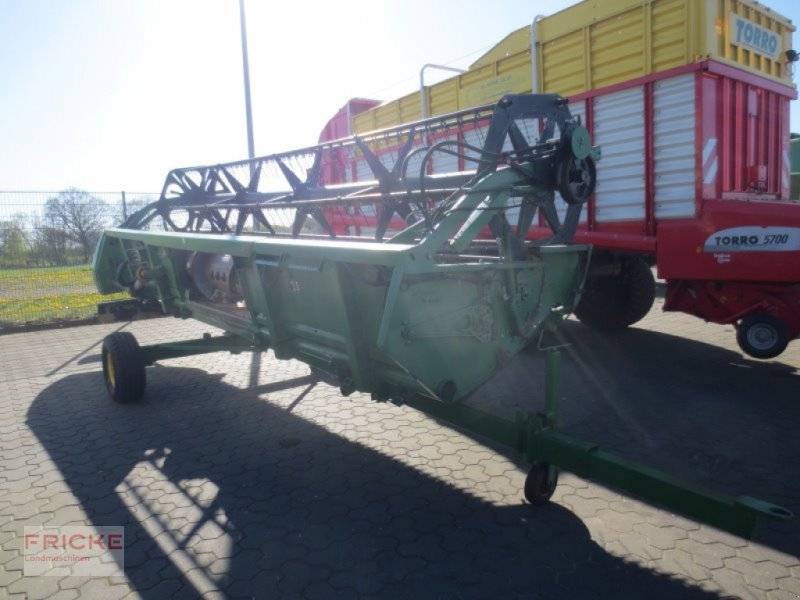 Mähdrescher типа John Deere 1550 CWS, Gebrauchtmaschine в Bockel - Gyhum (Фотография 10)