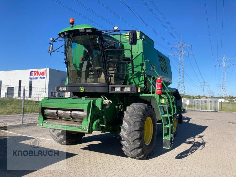 Mähdrescher типа John Deere 1550 WTS, Gebrauchtmaschine в Stockach (Фотография 1)