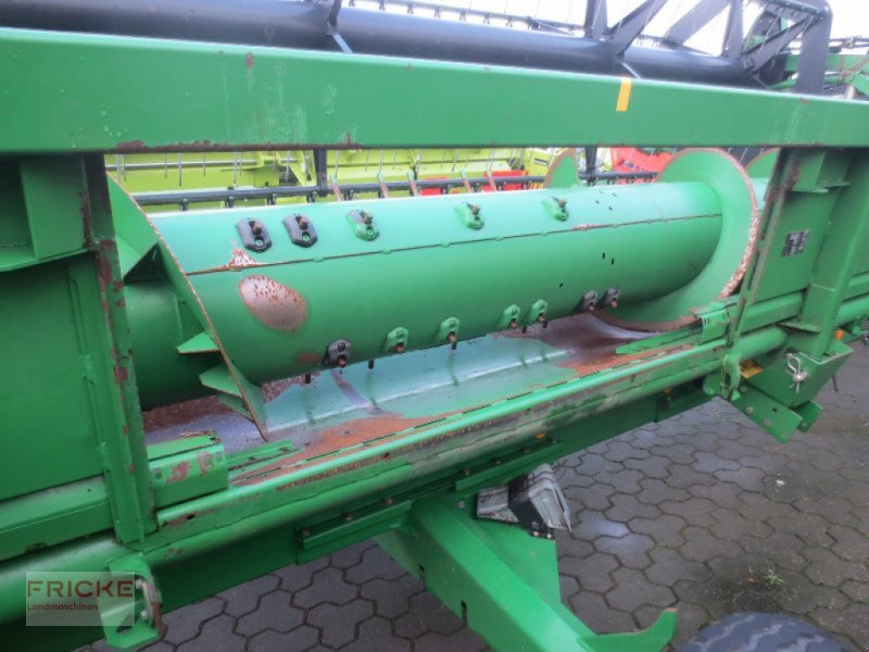 Mähdrescher типа John Deere 1550 WTS, Gebrauchtmaschine в Bockel - Gyhum (Фотография 8)