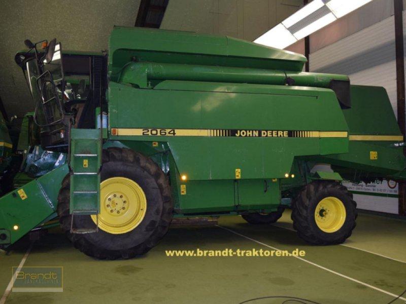 Mähdrescher типа John Deere 2064, Gebrauchtmaschine в Bremen (Фотография 1)