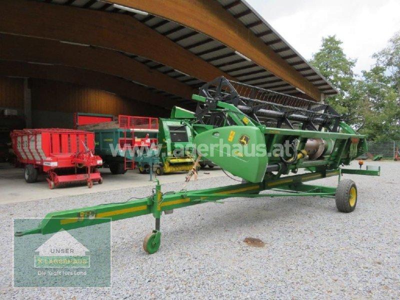 Mähdrescher des Typs John Deere 618R, Gebrauchtmaschine in Hofkirchen (Bild 1)