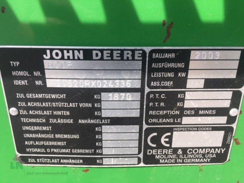 Mähdrescher des Typs John Deere 9640 WTS HM, Gebrauchtmaschine in Eggenfelden (Bild 19)