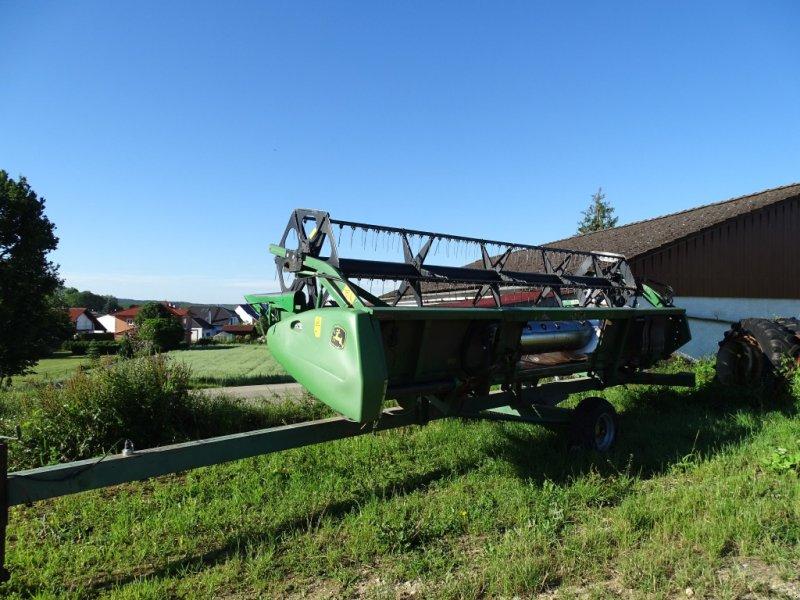 Mähdrescher des Typs John Deere 9660 WTS Hillmaster, Gebrauchtmaschine in Kirchdorf (Bild 7)